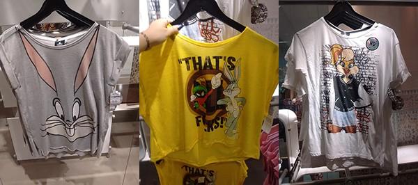 168306f3f4 A coleção de verão da Pool (a linha jovem da Riachuelo) trouxe uma  mini-coleção temática dos Looney Tunies tanto para a sessão feminina quanto  a masculina